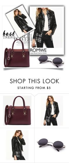 """""""ROMWE 10"""" by melisa-hasic ❤ liked on Polyvore"""