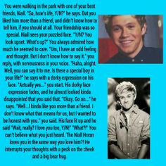 Niall Horan Imagine for Hailey. :) not my imagine Cute Imagines, Niall Horan Imagines, Harry Styles Imagines, Imagines Crush, One Direction Images, One Direction Quotes, I Love One Direction, I Love You All, Love Of My Life