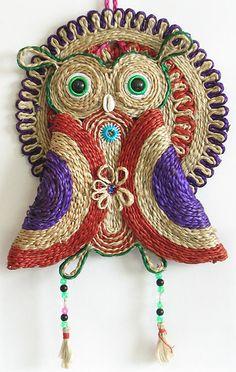 42 Best Handicrafts Made From Jute Fibers Images Artesanato Craft