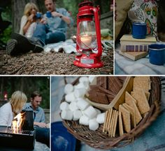 Nic and Britney – Evening Engagement Shoot in the Forest | Kristin Rogers Photography Blog