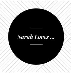 Welcome to the first edition of a brand new weekly #Wednesday feature at soverysarah.com – Sarah Loves …  Sarah Loves … is a weekly roundup of what I am liking and loving each week – Enjoy! 😊  https://soverysarah.com/sarah-loves/  #Sarahloves #soverysarah #weeklyfeature #blogger #Wednesdayweekly #checkitout #newpost #mustread #subscribeformore 👍💻