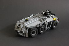 DARKWATER Baal APC Main by ✠Andreas, via Flickr .@Jorge Cavalcante (JORGENCA)
