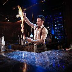 Atilla – Flair Bartender   London