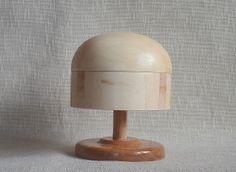 Milliners Hat Block - Hat Block for Freeform Hat Making