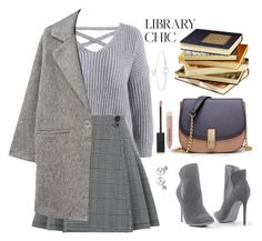 """""""Untitled #901"""" by m-jelic ❤ liked on Polyvore featuring MANGO, Venus, WithChic, Noir Jewelry, Burberry and Bling Jewelry"""