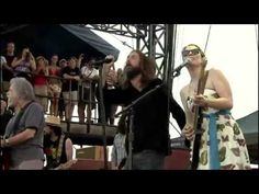Black Crowes/Bob Weir/Tedeschi Trucks Band ~ Turn On Your Love Light - YouTube