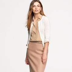 Love Jcrew cardigans - cashmere, cotton, wool - all fit so well and last for so long