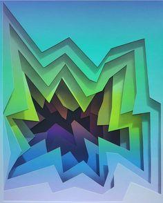 440 отметок «Нравится», 1 комментариев — @1milliondiamonds в Instagram: «Rp @1010zzz #1010zzz #minimalart #minimal #graphic #contemporaryart #modernart #modern #shapes…»