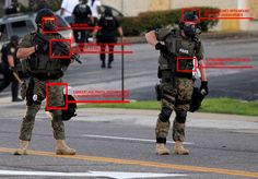 Here's A Breakdown Of The Military-Style Gear Used On The Streets Of Ferguson, Missouri