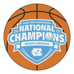 huge selection of 0100c a70f1 UNC Tar Heels National Championship Basketball Mat Rug   Fanmats   18063  Dominican Republic, Knee