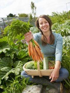 Amazing Health Benefits of Gardening