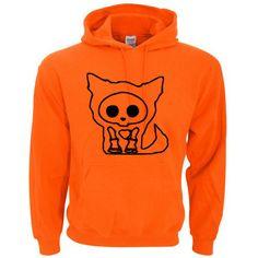 Great Halloween Costumes, Halloween Ideas, Funny Hoodies, Sweatshirts, Scary Cat, Graphic Sweatshirt, T Shirt, Fancy Dress, Sweaters
