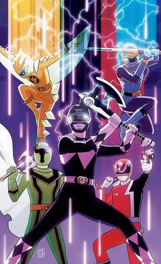 Power Rangers Poster, Power Rangers Fan Art, Power Rangers Comic, Power Rangers Zeo, Mighty Morphin Power Rangers, Desenho Do Power Rangers, Geeky Wallpaper, Powe Rangers, Geeks