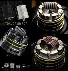 Atomiseur Tokugawa (clone) - 10,50€ fdp in -- http://www.vapoplans.com/2016/08/atomiseur-tokugawa-clone-1050-fdp-in.html
