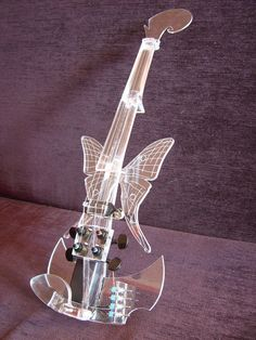 Guess what I'm getting for my 18th birthday! Electric Acrylic Violin