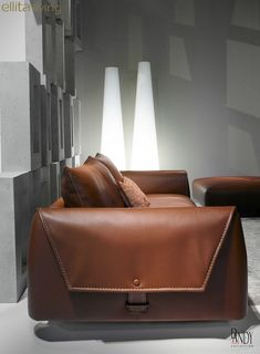 Modular Furniture, Modular Sofa, Leather Furniture, Leather Sofa, Living Room Sofa, Living Spaces, Sofa Design, Furniture Design, Sofa Bed