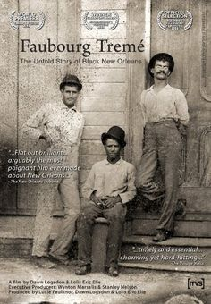 Faubourg Treme: The Untold Story of Black New Orleans Serendipity Films, LLC http://www.amazon.com/dp/B001DAVU50/ref=cm_sw_r_pi_dp_RdlFvb11BEW3P