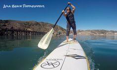 Try Paddleboarding at Avila Beach!  http://www.avilabeachpaddlesports.com/