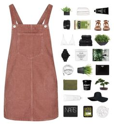 """christina"" by rattle-the-stars ❤ liked on Polyvore featuring Topshop, Tsovet, Givenchy, NARS Cosmetics, AERIN, Fresh, Urbanears, Joie, VIPP and Nearly Natural"