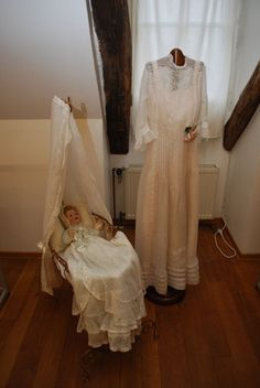 Danish vintage clothing and articles....