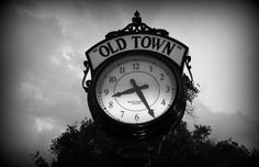 Laurie Perry   Medium  Photograph - Photography   Description  The city clock at Old Town in Kissimmee, Florida.