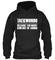 [Limited Edition] Taekwondo hoodie