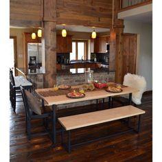 Port Indoor 72 x 36 Dining Set 372