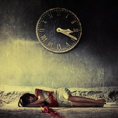 The time on me by Rendy Oktareza