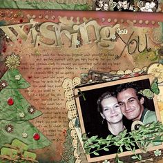 Wishing For You - Digishoptalk - The Hub of the Digital Scrapbooking Community