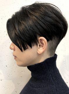 Levi Haircut, Face Hair, My Hair, Short Hair Cuts, Short Hair Styles, Asian Hair, Self Improvement Tips, Hair Looks, Bob Hairstyles