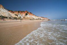 Praia de Falésia Portugal http://www.urlaubsrabauken.de/reisetipps/top-10-straende-europas/
