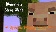 Minecraft Story Mode - прохождение # ОРДЕН СВИНЬИ # 01