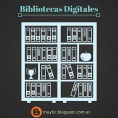 3 bibliotecas digitales sobre TIC y Educación que es necesario consultar | TIC para la educación