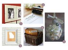 Unique #Wedding Gift Ideas diy