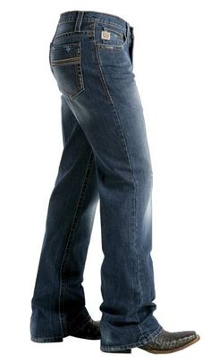 Men's Cinch Jeans. Available at Frontier Western Shop - www.westernshop.com