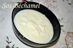 Sos Béchamel - RETETE DUKAN Fondue, Cheese, Ethnic Recipes