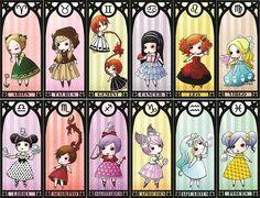 loli-zodiac by CooLtshuck.deviantart.com on @deviantART