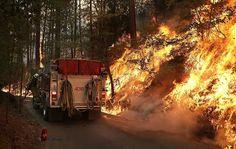 #RimFire Burning More Than 106,000 Acres in #California