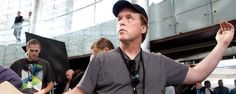 """Brad Bird (Acclaimed director of Pixar movies """"The Incredibles"""" and """"Ratatouille"""", as well as the newest installment of the Mission: Impossible movies, """"Mission Impossible: Ghost Protocol"""") Movie Talk, Hits Movie, New Upcoming Movies, Brad Bird, Ghost Protocol, Fandom Jokes, Work Motivation, San Fransisco, Pixar Movies"""