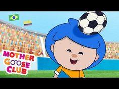 Soccer Rocker - Mother Goose Club Rhymes for Kids - http://goo.gl/517j6p
