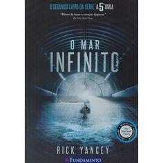 Livro - O Mar Infinito - Vol.2