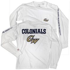 GW Gift Guide: George Washington University Long Sleeve T-Shirt