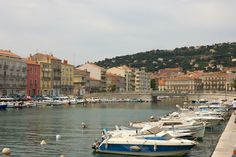 Sete, France.  My first trip to France by myself while still at school. Completely unpretentious.