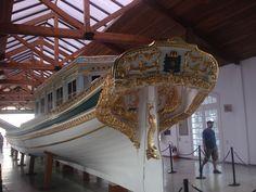 Galeota Imperial, Museu Naval, Rio de Janeiro