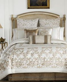 Cheap Bedding Sets, Bedding Sets Online, Luxury Bedding Sets, Bed Comforter Sets, Comforters, Bedspreads, Kids Beds With Storage, Ivory Bedding, Beautiful Bedding Sets