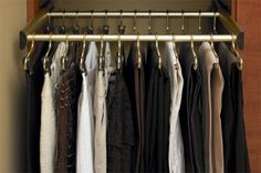 trouser hangers california closets - Google Search