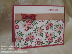 Love Blossoms Card 7