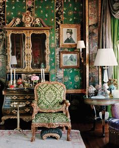 On the release of her new book, style doyenne Ann Getty throws open the doors to her treasure-filled San Francisco house.