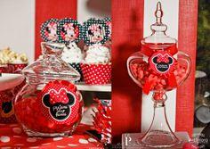 Carol Gaia: Idéias para Festa da Minnie e do Mickey