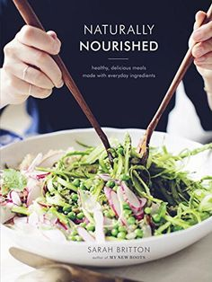 Naturally Nourished by Sarah Britton comes out this February! I'm so excited!